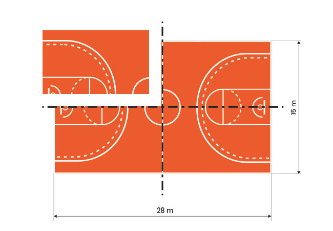 70d6350be3c35 Malgré ce que l on pourrait croire les dimensions du terrain varient selon  le pays voire selon les normes internationales. Sa longueur oscille entre  22